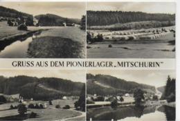 """AK 0166  Raila Bei Schleiz - Pionierzeltlager """" Mitschurin """" / Ostalgie , DDR Um  1969 - Schleiz"""