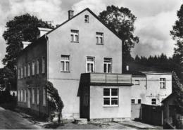 "AK 0166  Bad Elster-Reuth - Ferienheim "" Waidmannshöhe "" / Ostalgie , DDR Um  1969 - Bad Elster"