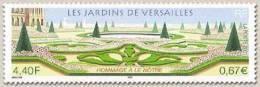 N° 3389  Les Jardins De Versailles, Faciale 0,67 € - France