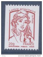 N° 4779 Marianne De Ciappa Roulette Faciale Lettre Prioritaire - France