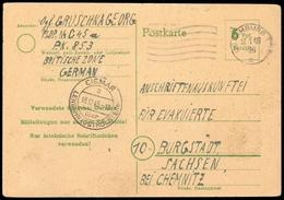 1946, Bizone, P 783 II, Brief - Bizone