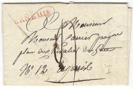 14283 - 26 VERNEUIL En Rouge - 1801-1848: Précurseurs XIX