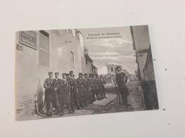 BP - 1600 - Souvenir De Salonique - Corps De Gendarmerie Crétois - Régiments