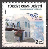 Türkei  (2018)  Mi.Nr.    Gest. / Used  (11ah13) - 1921-... Republiek