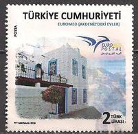 Türkei  (2018)  Mi.Nr.    Gest. / Used  (11ah14) - 1921-... Republiek