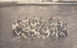 AK - Abbazia - 1924 - Badende Vor Dem Kvarner Hotel - Kroatien