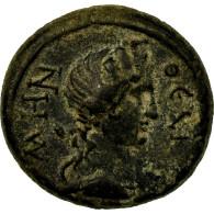 Monnaie, Mysie, Pseudo-autonomous Issue, Bronze Æ, 40-60, Pergamon, TTB - Grecques