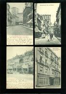 Beau Lot De 60 Cartes Postales De Belgique  La Côte  Blankenberge     Mooi Lot Van 60 Postkaarten Van België - 60 Scans - Postcards