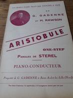 Aristobule One Step Gadenne & Rawson Partition Pour Orchestre - Scores & Partitions