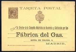1890, Spanien, Brief - Spanien