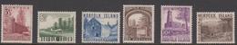 Norfolk Island ASC 15-20 1953 Definitives, Mint Hinged - Norfolk Island