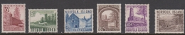 Norfolk Island ASC 15-20 1953 Definitives, Mint Never Hinged - Norfolk Island