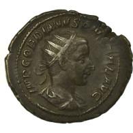 Monnaie, Gordien III, Antoninien, 240, Rome, TTB+, Billon, RIC:71 - 5. L'Anarchie Militaire (235 à 284)