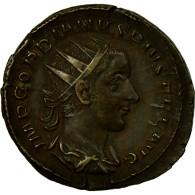 Monnaie, Gordien III, Antoninien, 241-243, Rome, TTB, Billon, RIC:89 - 5. L'Anarchie Militaire (235 à 284)