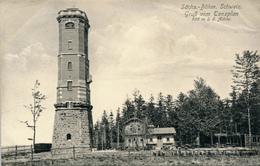 TANZPLAN / Tanecnice - 1915 - Böhmen Und Mähren
