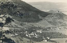 LESKAU / Leskov - Mit Den Ruinen Egerberg Und Schönberg - Sudeten