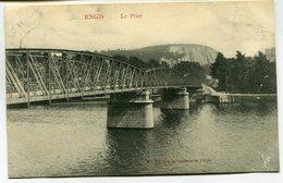 CPA - Carte Postale - Belgique - Engis - Le Pont - 1912 (7420) - Engis