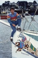 VOILE  Le Trimaran  HARRIS WILSON SPORTSWEAR  Skipper  JEAN MAUREL - Sports