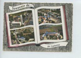 Piece Sur Le Theme De Multivues - Sainte Catherine - Oblit En 1965 - Altri Comuni
