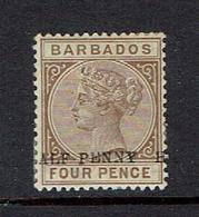 BARBADOS.....early - Barbados (...-1966)