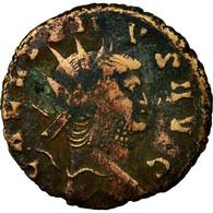 Monnaie, Gallien, Antoninien, 267-268, Rome, TB, Billon, RIC:177 - 5. L'Anarchie Militaire (235 à 284)