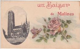 MECHELEN UN BAISER DE MALINES - Mechelen
