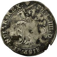 Monnaie, Pays-Bas Espagnols, Philippe IV, Escalin, 1622, Bruxelles, TB, Argent - Belgique