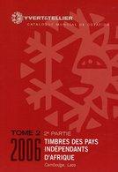Catalogue Yvert & Tellier : Pays Indépendants D'Afrique - Tome 2 - Catalogues De Cotation