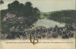 Tervueren - Tervuren :  Une Fete Dans Le Parc  (  En Couleur - In Kleur )    (  Edit . Decock ) - Tervuren