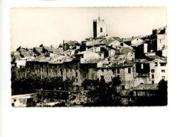 Piece Sur Le Theme De Vence - La Vieille Ville Et Ses Remparts - Vence