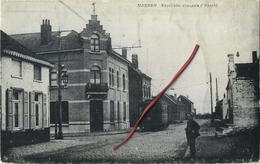 HAREN  -  HAEREN : Kapelleke , Chaussée De Haecht (  TRAM  ) - Brussel (Stad)