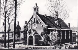Ca. 1960 Mookhoek Kerkje Z/W Ongebruikt - Nederland