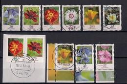 BRD Lot Fleur ° - [7] Federal Republic