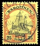 Deutsche Kolonien Karolinen, Gest. - Kolonie: Karolinen