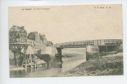 Piece Sur Le Theme De Le Treport - Le Pont Tournant - Le Treport