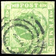 1854, Dänemark, 5, Gest. - Dänemark