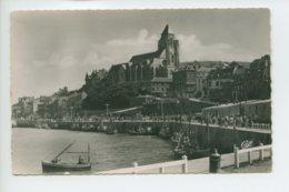 Piece Sur Le Theme De Le Treport - Le Port Et L Eglise St Jacques - Le Treport