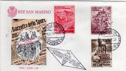 San Marino 1965 48° Giro D'Italia Di Ciclismo FDC - Ciclismo