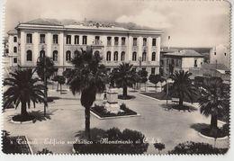 TERMOLI (CAMPOBASSO) EDIFICIO SCOLASTICO - MONUMENTO AI CADUTI --- M1973 - Campobasso