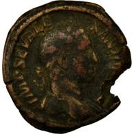 Monnaie, Alexandre Sévère, Sesterce, 222-231, Rome, TB, Bronze, RIC:618 - 4. Les Sévères (193 à 235)
