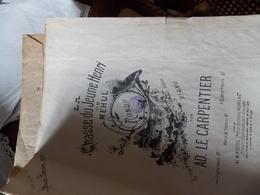 Anciennes Partitions Signees Jeanne BANNON 1928 - Musique & Instruments