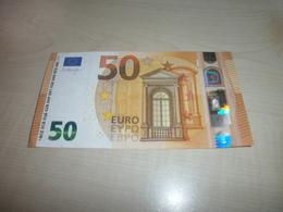 50 EUROS (Z Z004 H2) - 50 Euro
