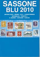 Catalogue SASSONE BLU  2010 - Timbres D'Italie ( En Italien ) - Italie