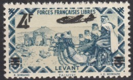 PA N° 10 - X X - ( C 1647 ) - Levant (1885-1946)