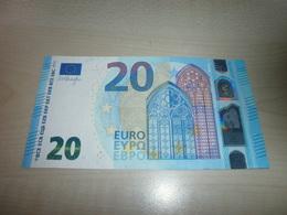20 EUROS (S S007 B3) - 20 Euro