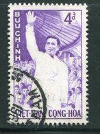 VIET-NAM DU SUD- Y&T N°164- Oblitéré - Viêt-Nam