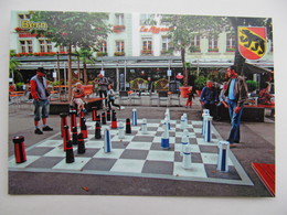 Bern, Switzerland Outdoor Chess - BE Berne