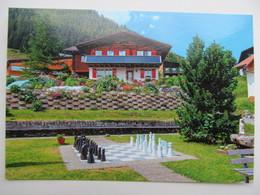 Murren, Switzerland Outdoor Chess - BE Berne