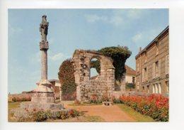 Piece Sur Le Theme De Veules Les Roses - Les Ruines De L Eglise St Nicolas - Veules Les Roses