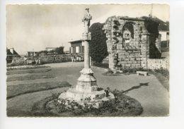 Piece Sur Le Theme De Veules Les Roses - Ruines St Nicolas - Veules Les Roses